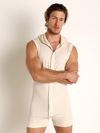 Complete the look: Rick Majors Hoodie Bodysuit Natural