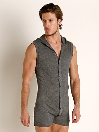 Complete the look: Rick Majors Hoodie Bodysuit Charcoal