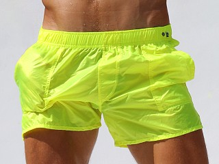 You may also like: Rufskin Nuage Transparent Nylon Pocket Shorts Neon Lemon