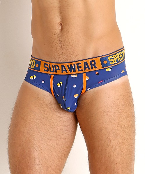 Supawear Sprint Brief Sushi Print