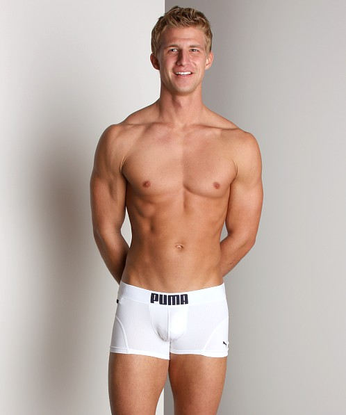 Puma Pro-Tech Trunk White
