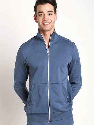 Complete the look: Hugo Boss Tracksuit Jacket Blue