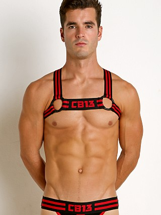 You may also like: Cell Block 13 Torque Harness Red