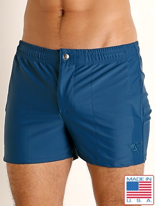LASC Malibu Swim Shorts Teal