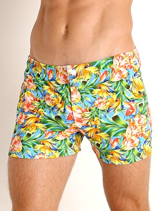 You may also like: LASC Malibu Swim Shorts Summer Blooms