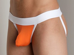 Tulio Power Pouch Slinky Jockstrap Orange