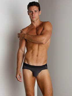 Tulio Slinky Power Pouch Brief Grey