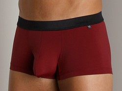 Tulio Slinky Power Pouch Trunk Burgundy
