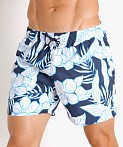 Hugo Boss Piranha Swim Shorts Navy, view 3