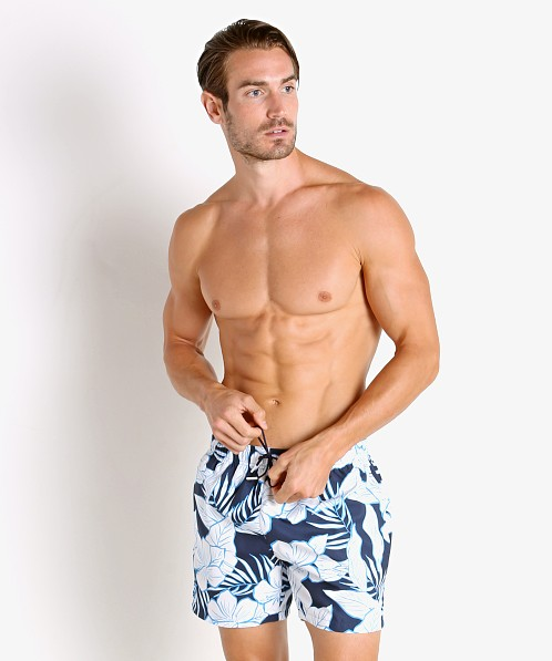 Hugo Boss Piranha Swim Shorts Navy