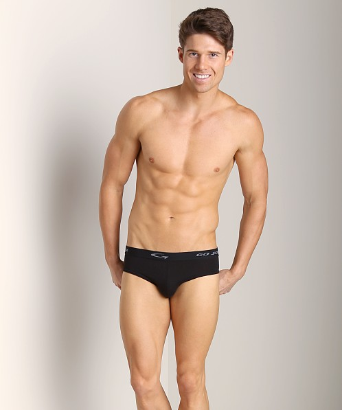 Go Softwear Padded Brief (Back) Black