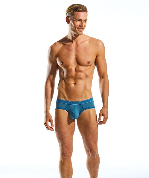 CockSox Snug Pouch Modal Sports Briefs General Pinstripe