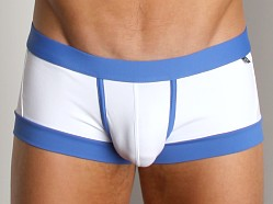 Tulio C-Ring Backstrap Midi Brief White/Royal