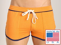 LASC Short Short Orange/Navy