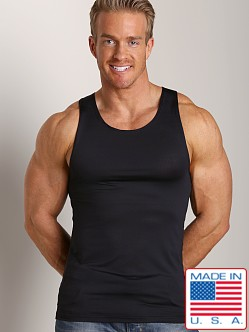 LASC Performance Tank Top Black