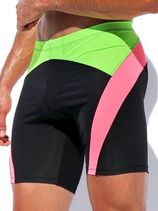 You may also like: Rufskin Kicks Neon Stretch Sport Compression Shorts Black/Neon