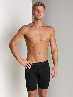 Equmen High Performance Long Trunk Black