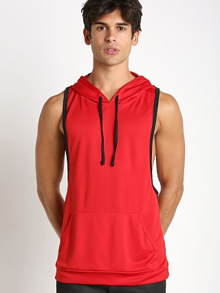 Complete the look: Pistol Pete Boxer Hoody Red