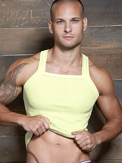 C-IN2 Zen Tank Top Limoncello