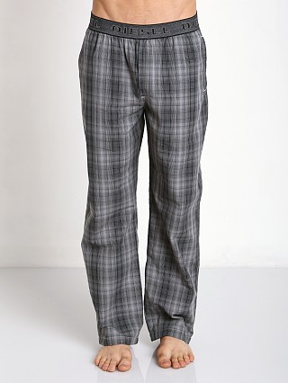 Diesel Mardock Lounge Pants Black/Grey Plaid