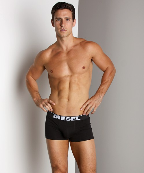 Diesel Essential Cotton Stretch Kory Trunk Black