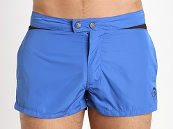 Diesel Iconic V Design Sandy Swim Shorts Blue/Navy
