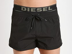 Diesel Seaside Swim Shorts Black