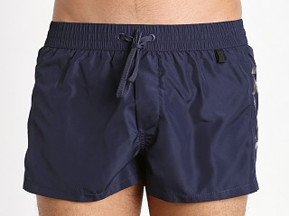 Diesel Fold & Go Sandy Swim Shorts Navy