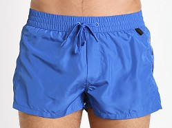 Diesel Fold & Go Sandy Swim Shorts Blue