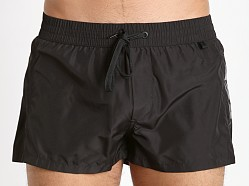 Diesel Fold & Go Sandy Swim Shorts Black