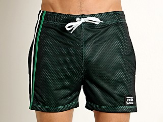 Jack Adams Cross Court Mesh Short Black