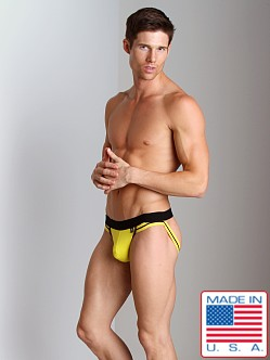 Activeman Elite Jockstrap Gold/Black
