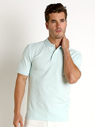 G-Star Dunda Slim Polo Shirt Lt Aquamarine