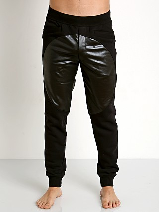 Modus Vivendi Tone 2 Tone Metallic Pants Black Foil/Nickel