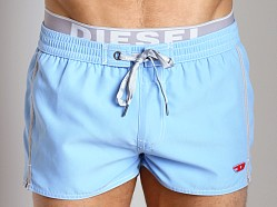 Diesel Barrely Swim Shorts Powder Blue