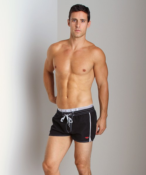 Diesel Barrely Swim Shorts Black