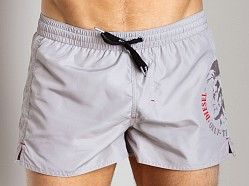 Diesel Coralrif Swim Shorts Grey
