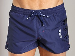 Diesel Coralrif Swim Shorts Navy