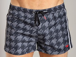 Diesel Coralrif Swim Shorts Black