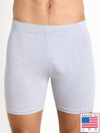Pistol Pete Flex Biker Short Gray