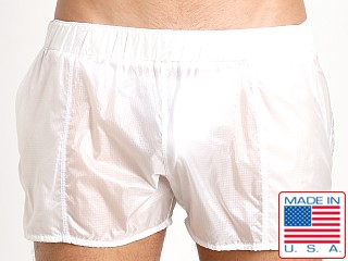 Pistol Pete Parachute Onion Skin Short White