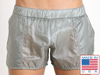 Pistol Pete Parachute Onion Skin Short Charcoal