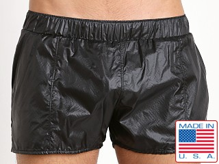 Pistol Pete Parachute Onion Skin Short Black
