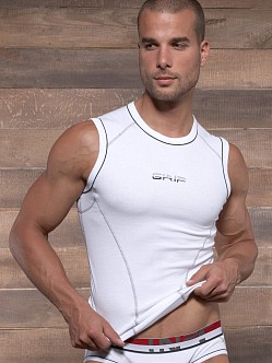 C-IN2 Grip Strong Arm Shirt White