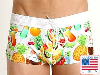 LASC Party Swim Trunk Tutti Frutti