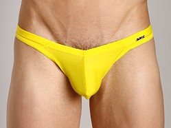 Tulio Lifter G-String Techno Yellow