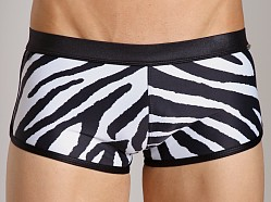 Tulio Animal Square Cut Zebra