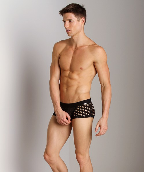 Tulio Lounge Shotgun Mesh Trunk Black
