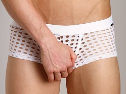 Tulio Lounge Shotgun Mesh Trunk White