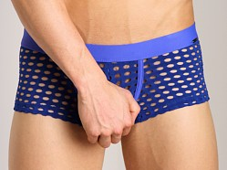 Tulio Lounge Shotgun Mesh Trunk Royal